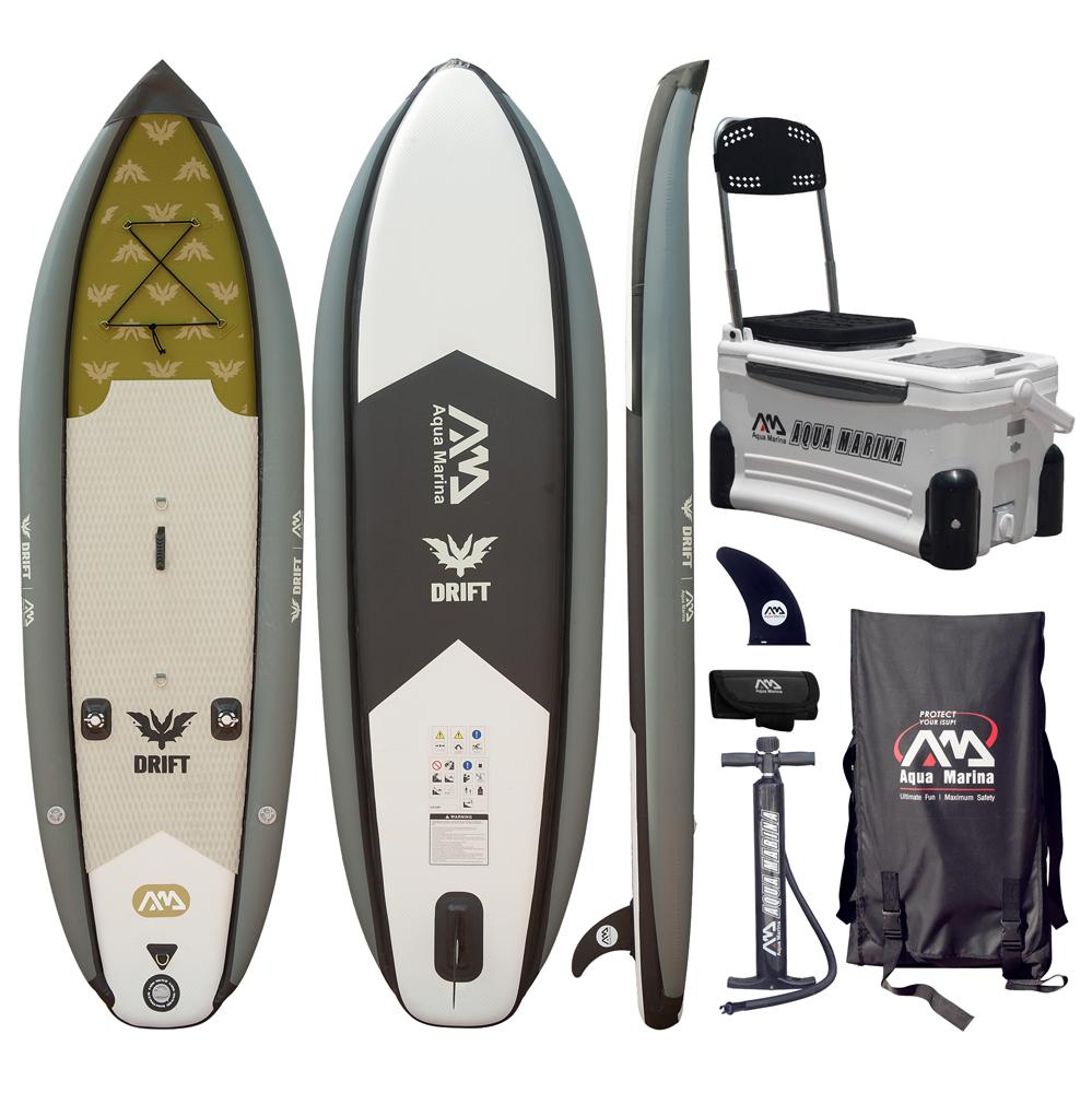 Paddleboard-wedkarski-Aqua-Marina-Drift
