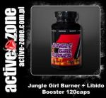 7 Nutrition Jungle Girl Burner 120 tabl - ACTIVE ZONE