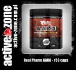 Real Pharm AAKG 150 kaps - ACTIVE ZONE