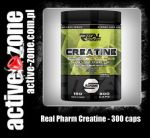 Real Pharm Creatine 300 kaps - ACTIVE ZONE
