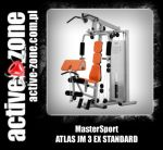 MasterSport Atlas JM3 EX Standard - ACTIVE ZONE