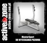MasterSport Do Wyciskania Pozioma BML 03 - ACTIVE ZONE