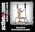 MasterSport Do Wyciskania Na Barki JP-12 B - ACTIVE ZONE