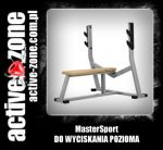 MasterSport Do Wyciskania Pozioma JP-12 P - ACTIVE ZONE