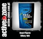 Real Pharm Real Whey 100 2000 g + Próbki GRATIS!!! - ACTIVE ZONE