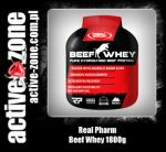 Real Pharm Beef whey 1800 g - ACTIVE ZONE