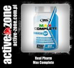 Real Pharm MAX Complete 60 tabl - ACTIVE ZONE