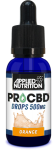 Applied Nutrition Olej konopny PRO CBD 500mg 30 ml pomarańczowy - ACTIVE ZONE