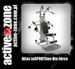 inSPORTline Atlas Bio Force - ACTIVE ZONE