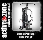 inSPORTline Atlas Body Craft GX - ACTIVE ZONE