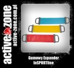 inSPORTline Gumowy Expander - ACTIVE ZONE