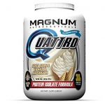 MAGNUM NUTRACEUTICALS Quattro Protein Isolate Formula 1,82 kg - ACTIVE ZONE