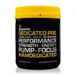 Dedicated PRE Lemon-Cola 210 g - ACTIVE ZONE