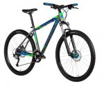 KELLYS Rower SPIDER 30 Grey Blue - ACTIVE ZONE