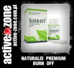 Naturals Premium BURN OFF EFFECTIVE FAT LOSS FACTOR - ACTIVE ZONE