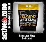 Dedicated Gainz Lean Mass 4000 g - ACTIVE ZONE