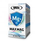 Real Pharm MG+ (MAX MAG + WITAMINA B6) 90 tabl - ACTIVE ZONE
