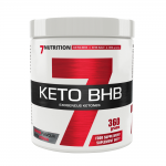 7NUTRITION KETO BHB 360G LEMON - ACTIVE ZONE