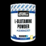 Applied Nutrition Glutamine Pure L-Glutamine Powder 500g - ACTIVE ZONE