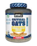 Applied Nutrition CRITICAL OATS Organiczna Owsianka 3 kg - ACTIVE ZONE