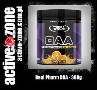 Real Pharm DAA 300 g - ACTIVE ZONE