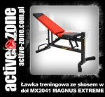 Magnus Power Ławka Regulowana Do Ćwiczeń Magnus Extreme MX2041 - ACTIVE ZONE