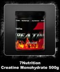 7 Nutrition Creatine Monohydrate 500 g - ACTIVE ZONE