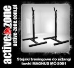 Magnus Power Stojaki Pod Sztangę MC-S001 - ACTIVE ZONE