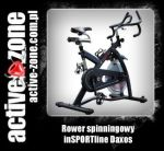 inSPORTline Rower spinningowy Daxos - ACTIVE ZONE