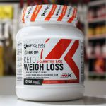 KETO Weigh Loss 240g. Amix KetoLean - ACTIVE ZONE