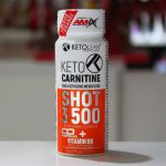 KETO Carnitine Shot 3500 + goBHB 60ml. Amix Keto Lean - ACTIVE ZONE