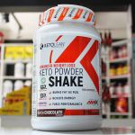 KETO Powder Shake 600g. GOBHB® Amix Keto Lean - ACTIVE ZONE