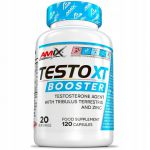 Amix Nutrition TestoXT Booster 120caps - ACTIVE ZONE